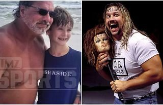 Former WWE star Al Snow heroically saves young child from ocean riptide