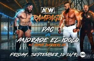 Here are the results from this week's AEW Rampage