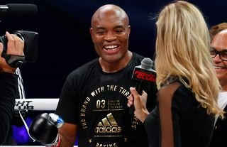 Anderson Silva says UFC fans should 'forget about' a rematch with Vitor Belfort in boxing