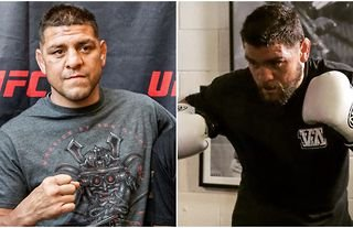 Nick Diaz has warned Robbie Lawler that he feels 'unstoppable' and is 'actually way more of a dangerous fighter'