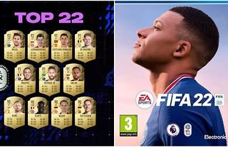The top 22 players on FIFA 22 have been revealed...
