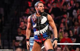 Johnny Gargano's WWE contract is set to expire in December