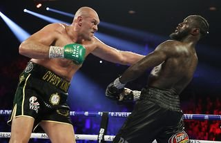 Tyson Fury insists that Deontay Wilder is 'the most dangerous fighter on this planet'
