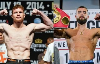 Here is everything you need to know about Canelo Alvarez vs Caleb Plant