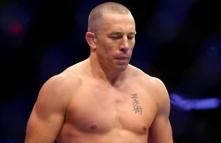 Georges St-Pierre says he 'wasn't ready' for his first world title fight against Matt Hughes at UFC 50