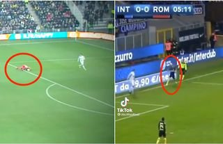Marco Verratti and Ivan Perisic were once caught out by a law they didn't even know existed
