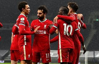 Fans have reacted to the rating of Mohamed Salah