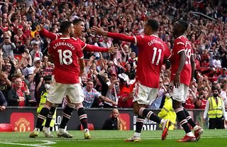 Manchester United fans are shocked by the rating of a young striker