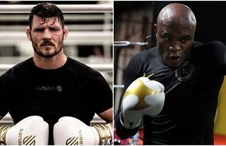 Michael Bisping reveals toughest fight of his career was against Anderson Silva, not Dan Henderson.