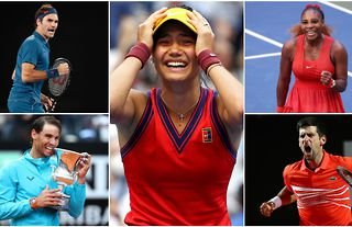 The 10 richest tennis players named as Emma Raducanu gets backed to bank £100m