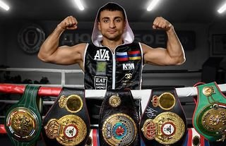 David Avanesyan is the bogeyman of the welterweight division