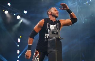 Christian Cage ripped into NXT on AEW Dynamite