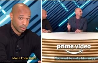 Thierry Henry mocked Tottenham on live TV