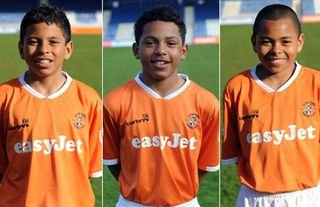 Luton brothers signed for Chelsea