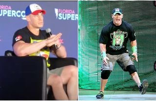 John Cena says he will never wrestle for another wrestling company