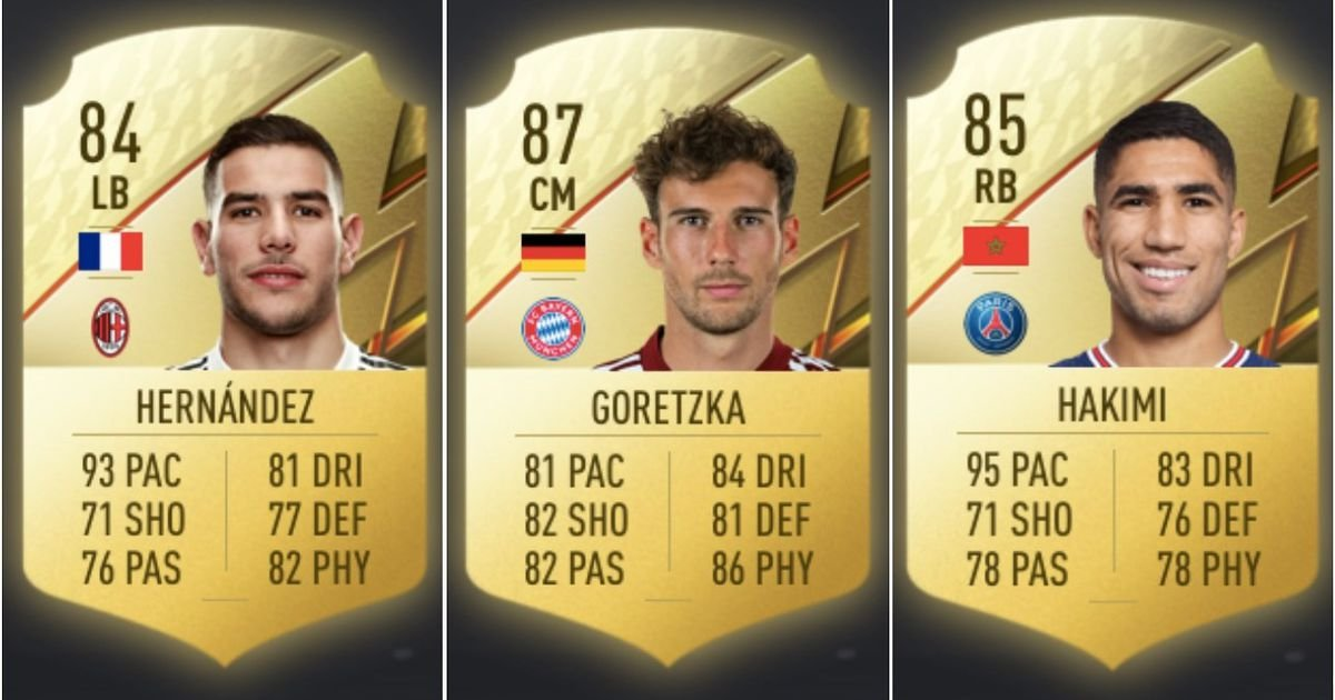 The 11 scariest wanting playing cards on FIFA 22 Final Workforce