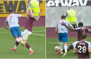 Should Man United have had at least one penalty v West Ham?