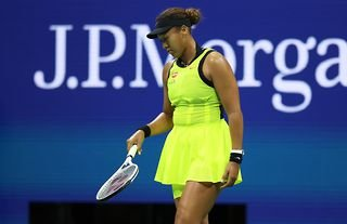 Japanese tennis star Naomi Osaka has fallen out of the top five of the WTA world rankings