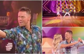 The Miz shocks fans with impressive Dancing With The Stars performance
