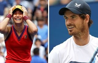 """British tennis player Andy Murray revealed he would not be """"irritating"""" and offer unsolicited advice to US Open winner Emma Raducanu."""