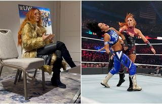 Becky Lynch was ready to return at WWE WrestleMania