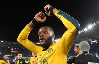 Olivier Ntcham during his time at Celtic
