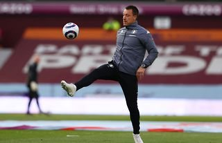 John Terry had been linked with the Nottingham Forest managerial job