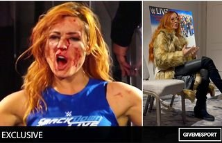 Becky Lynch is 'grateful' for not facing Ronda Rousey at Survivor Series