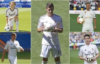 Real Madrid signings