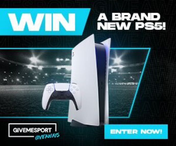 Enter the contest to win a brand new PS5.