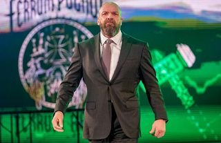Triple H has broken his silence after suffering a cardiac event