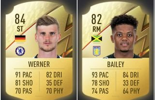 Timo Werner & Leon Bailey - a potentially deadly combo on FIFA 22