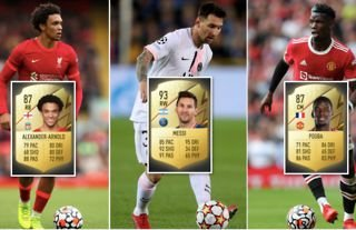 The top 15 passers in FIFA 22 have been named and there's no room for Cristiano Ronaldo