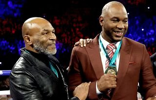 Mike Tyson has revealed that he will return to the ring and fight again in his second comeback bout against Lennox Lewis.