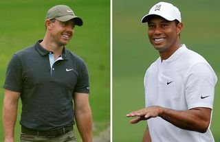 Rory McIlroy and Tiger Woods are among the richest golfers in the world