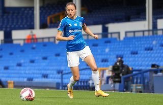 Everton's Danielle Turner revealed she was confident her team could finish in the top three in the Women's Super League