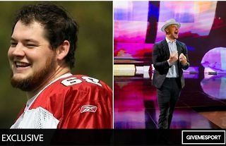Baron Corbin's new character was influenced by NFL release