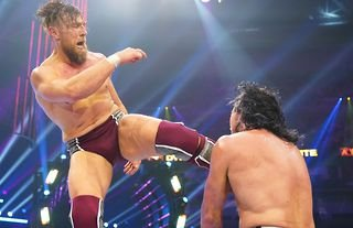 Bryan Danielson awarded illustrious first five star rating