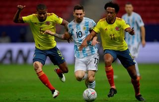 Lionel Messi vs Colombia at the Copa America is the 'definition of a warrior's performance'