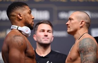 Anthony Joshua will defend his titles against Oleksandr Usyk on September 25 at the Tottenham Hotspur Stadium in North London.