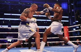 Will Anthony Joshua get a rematch against Usyk?