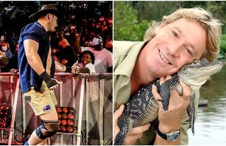 Shane Thorne says new Steve Irwin inspired WWE gimmick is his creation