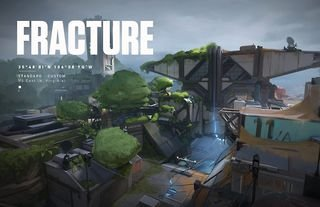 Do pro Valorant players like the Fracture map?