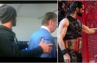 Seth Rollins was 'ready to strangle' Vince McMahon backstage after infamous 2019 match