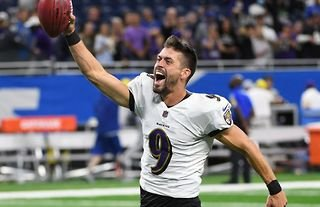 Justin Tucker smashed the NFL record for longest field-goal on Sunday