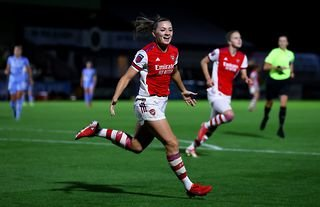 Arsenal have won the first three matches of the Women's Super League season