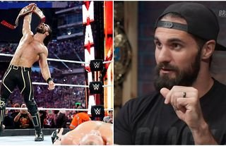 Seth Rollins says Brock Lesnar pitched opening WrestleMania 35
