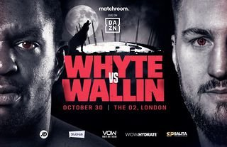 Here's how to watch Dillian Whyte vs Otto Wallin