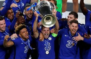 Chelsea are the reigning Champions League winners.