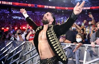 Seth Rollins reveals he has 'a couple years' left on current deal